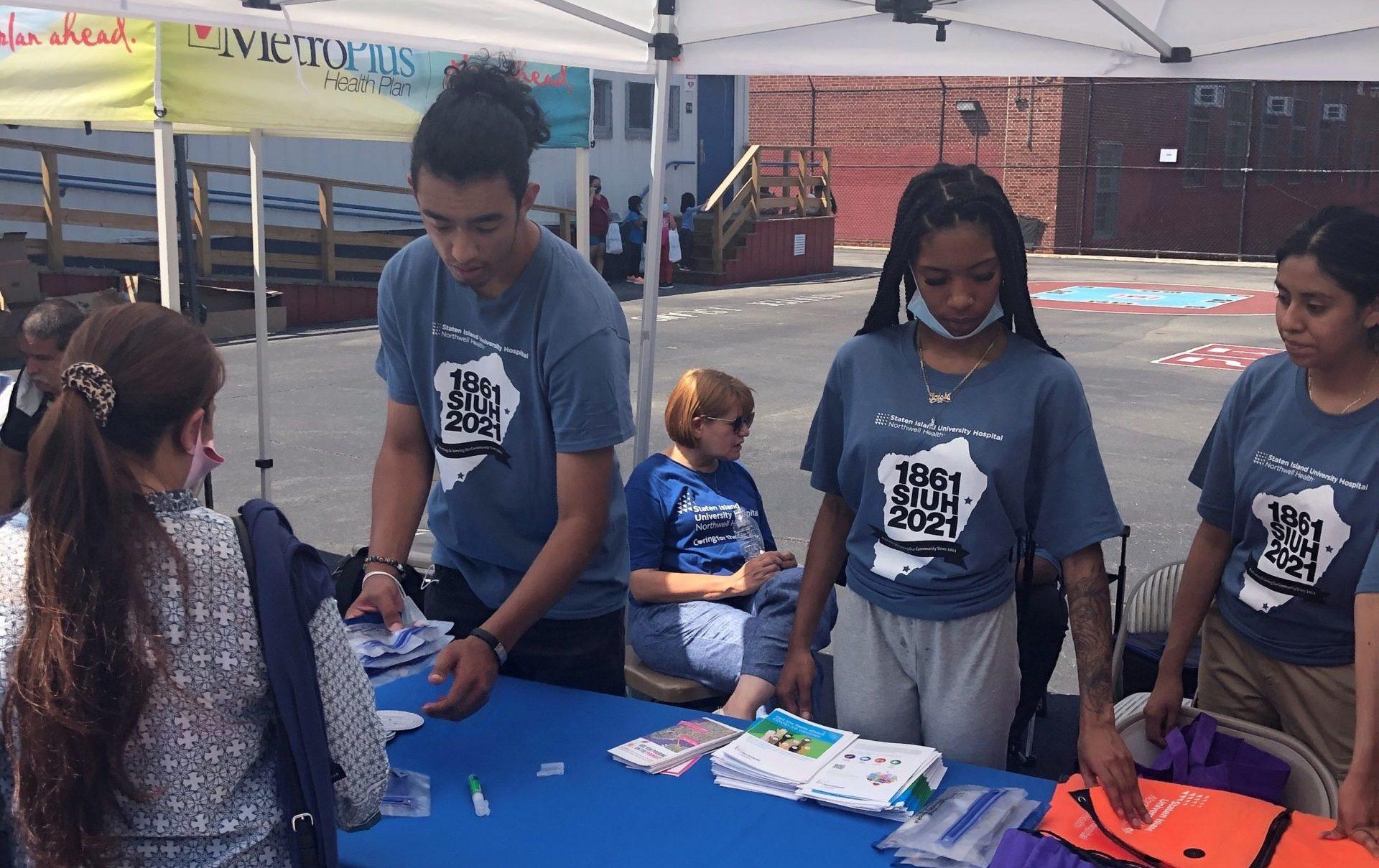 Staten Island PPS Health Equity Internship: Community Health Worker Aide Program